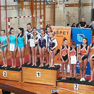 Čak 178 gimnastičara na 4. međunarodnom turniru Sv. Mihovil
