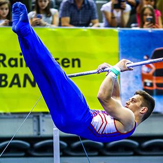 Tin Srbić u lovu na čak dvije titule Europske gimnastičke federacije!