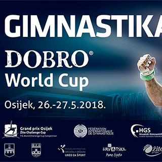Deseti DOBRO World Cup Osijek