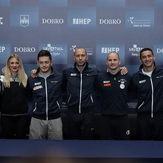 Hrvatski gimnastički reprezentativci: Idemo po medalje