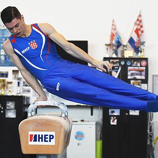 Hrvatske gimnastičarke i gimnastičari putuju na Svjetski kup u Guimaraes