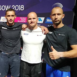 Ude i Seligman u finalu Europskog prvenstva!