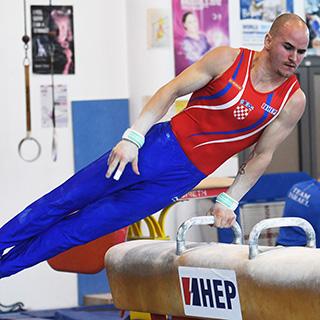 Četiri hrvatska gimnastičara u lovu na medalje Europskog prvenstva u Glasgowu