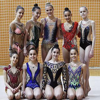 Ritmičarke iz cijele Hrvatske na državnom prvenstvu u Puli