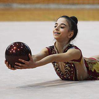 Tamara Artić na Međunarodnom turniru u Moskvi