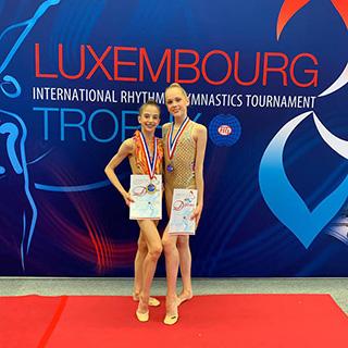 Artić zlatna, Šelendić brončana na FIG turniru u Luksemburgu
