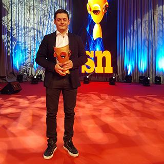 """Tin Srbić sportaš Hrvatske u izboru Sportskih novosti!  """"Nevjerojatno je drugi put ovu nagradu uzeti ispred Luke Modrića"""""""