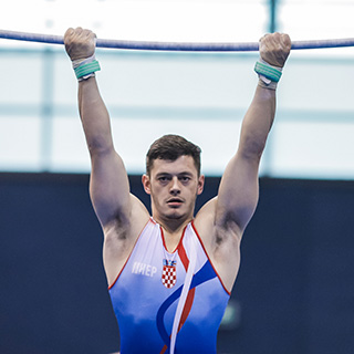 Otkazana sva Europska prvenstva u gimnastici! Tin Srbić: Za mene ovo nije loša vijest