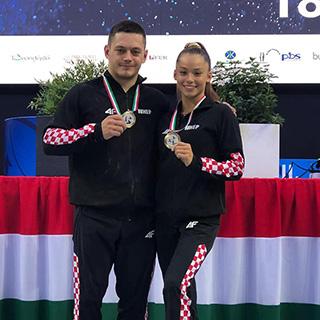 Zwicker i Srbić pozlatili Svjetski kup u Szombathelyju!