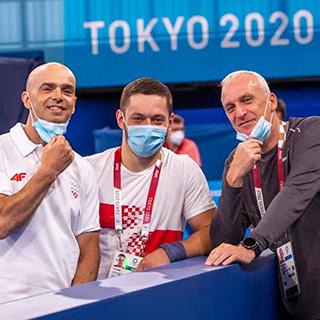 Uz po dva sportaša i trenera, hrvatska gimnastika u Tokiju će imati i troje sudaca