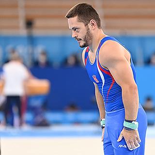 Tin Srbić trećom ocjenom kvalifikacija izborio finale preče u Tokiju!