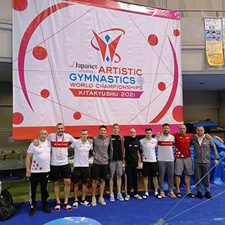 Hrvatski gimnastičari spremni za kvalifikacije Svjetskog prvenstva